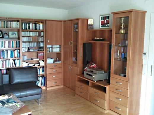 spezial- bau- möbeltischlerei lebu-legat-oeg - grades - metnitztal, Wohnzimmer